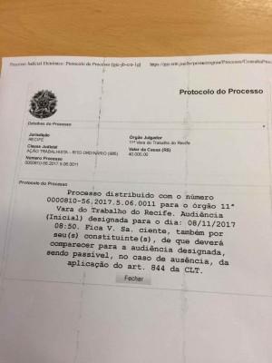 judicialização do PCCS